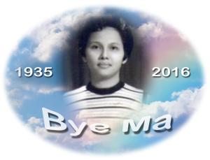 Bye Ma